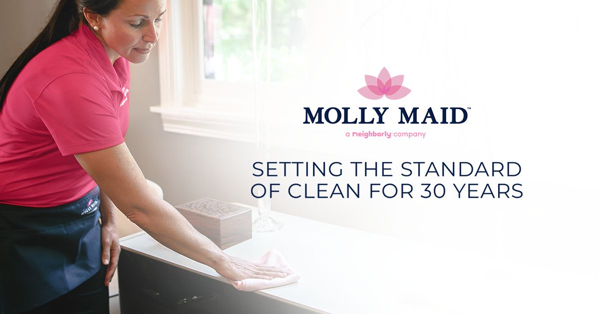 House Cleaning Maid Services Molly Maid Housekeeping